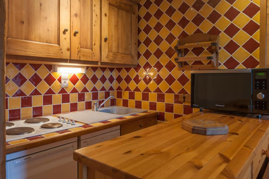 Holiday in mountain resort 3 room apartment 4 people - Résidence les Edelweiss - Champagny-en-Vanoise - Kitchen