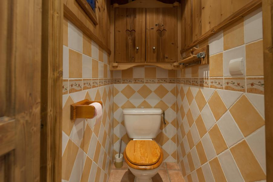 Holiday in mountain resort 3 room apartment 4 people - Résidence les Edelweiss - Champagny-en-Vanoise - WC