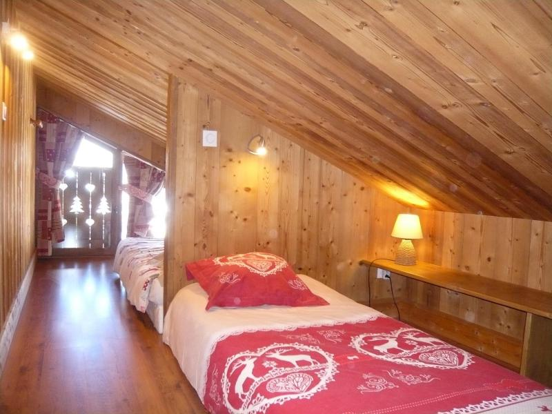 Holiday in mountain resort 3 room apartment 5 people - Résidence les Edelweiss - Champagny-en-Vanoise - Bedroom