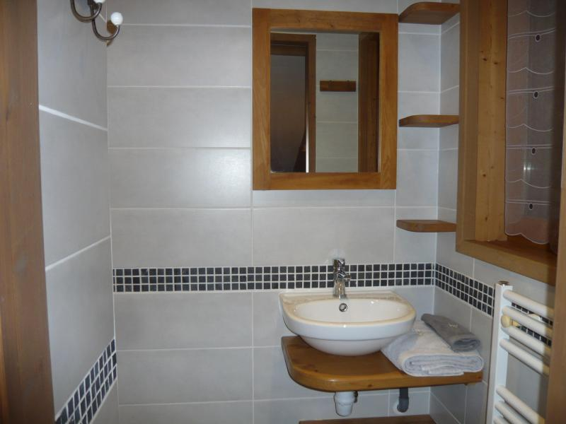 Holiday in mountain resort 3 room chalet 7 people - Résidence les Edelweiss - Champagny-en-Vanoise - Bathroom