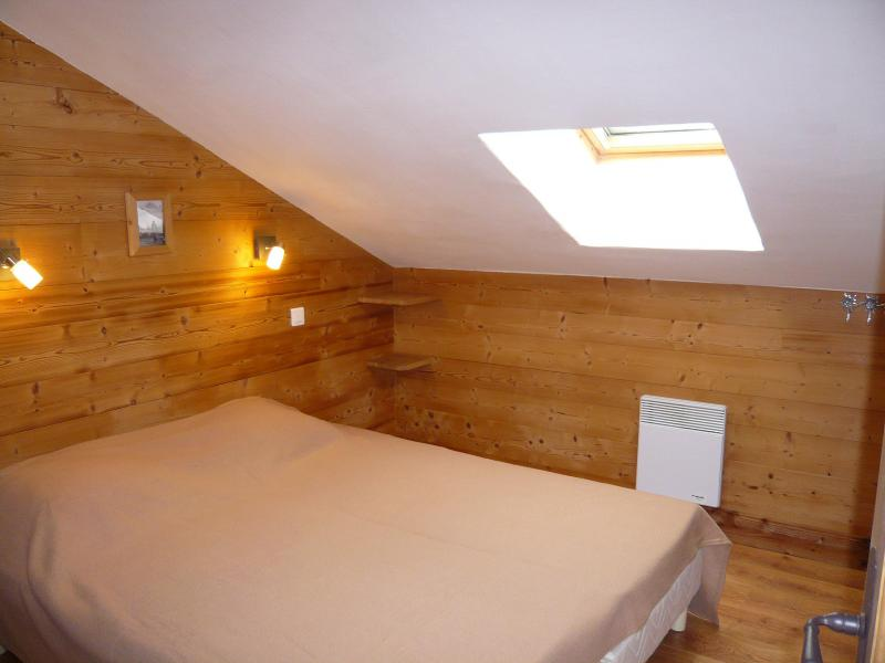 Holiday in mountain resort 3 room chalet 7 people - Résidence les Edelweiss - Champagny-en-Vanoise - Bedroom