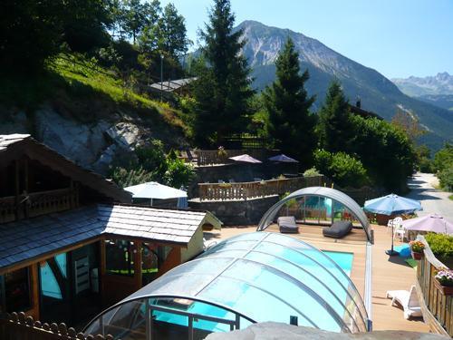 Location au ski Residence Les Edelweiss - Champagny-en-Vanoise - Extérieur été
