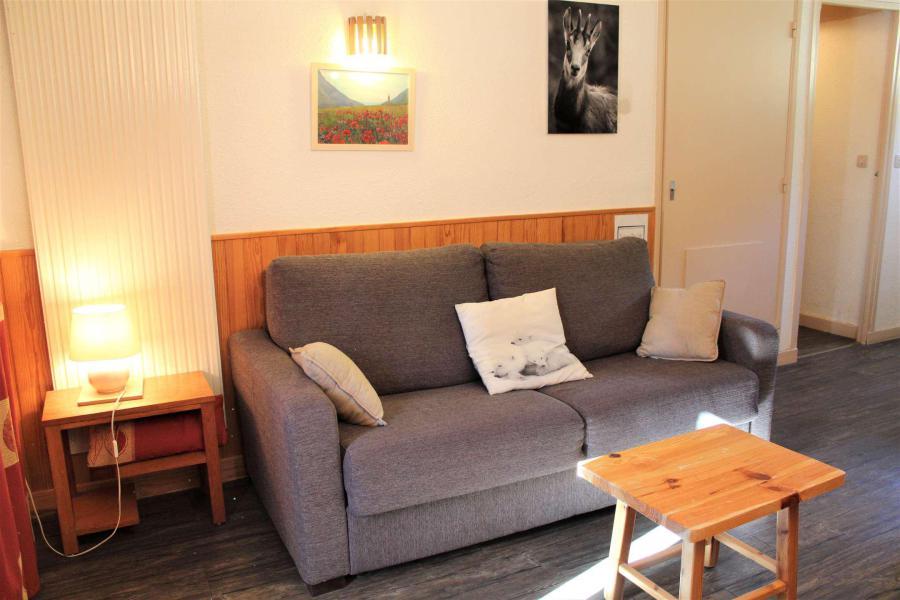 Wakacje w górach Apartament 2 pokojowy 6 osób (009) - Résidence les Edelweiss - Vars - Sofą