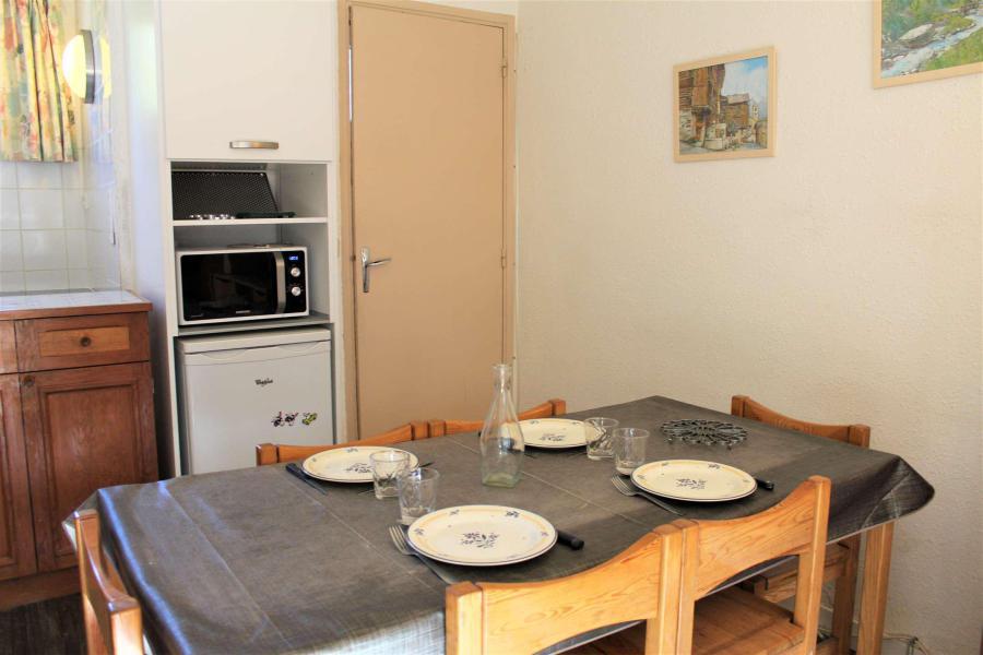 Wakacje w górach Apartament 2 pokojowy 6 osób (009) - Résidence les Edelweiss - Vars - Stołem