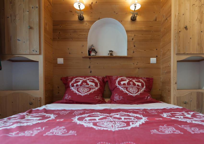 Vacances en montagne Appartement 3 pièces 4 personnes - Résidence les Edelweiss - Champagny-en-Vanoise - Chambre