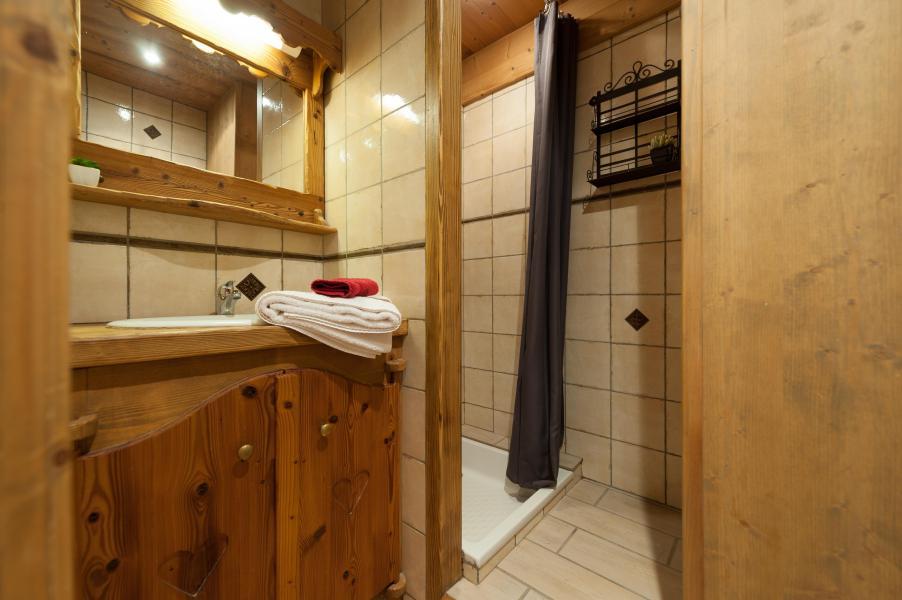 Vacances en montagne Appartement 3 pièces 4 personnes - Résidence les Edelweiss - Champagny-en-Vanoise - Salle de bains