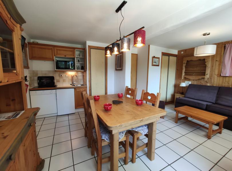 Vacances en montagne Résidence les Edelweiss - Champagny-en-Vanoise - Banquette