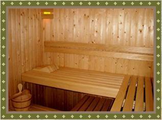 Vacances en montagne Résidence les Edelweiss - Champagny-en-Vanoise - Sauna