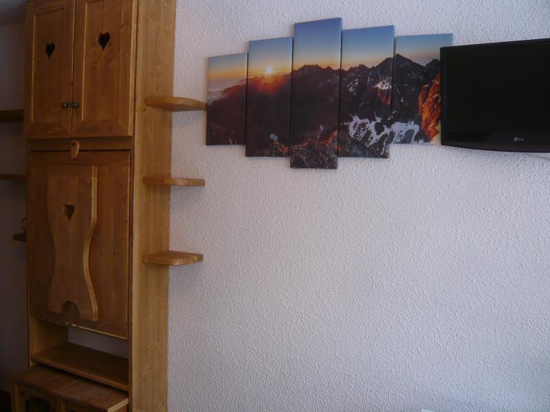 Holiday in mountain resort Studio 2 people - Résidence les Edelweiss - Champagny-en-Vanoise - Corridor