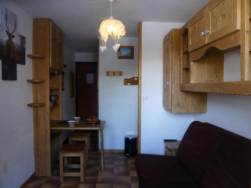 Vakantie in de bergen Studio 2 personen - Résidence les Edelweiss - Champagny-en-Vanoise - Tafel