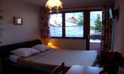 Vacances en montagne Studio 2 personnes - Résidence les Edelweiss - Champagny-en-Vanoise - Clic-clac