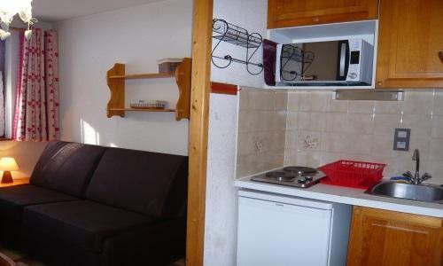 Vacances en montagne Studio 2 personnes - Résidence les Edelweiss - Champagny-en-Vanoise - Kitchenette