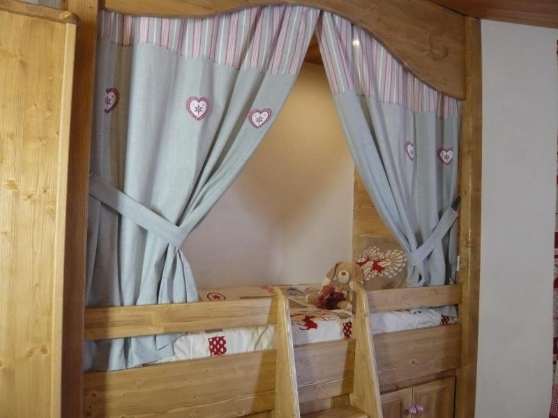 Holiday in mountain resort Studio 3 people (standard) - Résidence les Edelweiss - Champagny-en-Vanoise - Bedroom