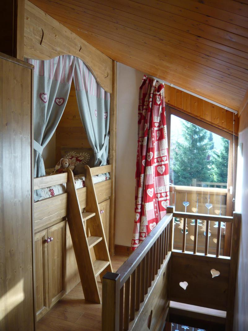 Holiday in mountain resort Studio 3 people (standard) - Résidence les Edelweiss - Champagny-en-Vanoise - Single bed