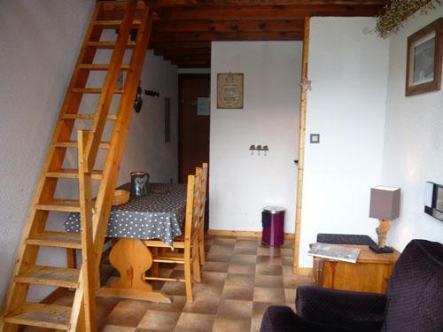 Vacances en montagne Studio 3 personnes (standard) - Résidence les Edelweiss - Champagny-en-Vanoise - Échelle de meunier