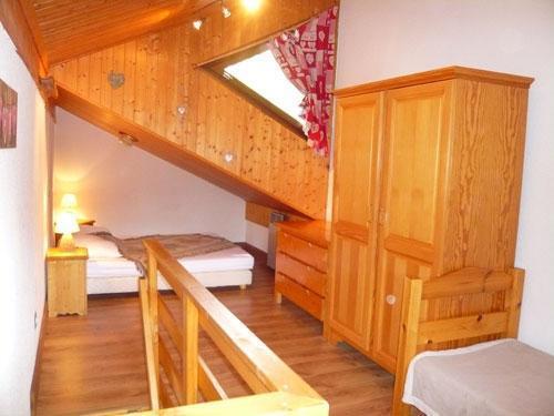 Vacances en montagne Studio 3 personnes (standard) - Résidence les Edelweiss - Champagny-en-Vanoise - Lit double