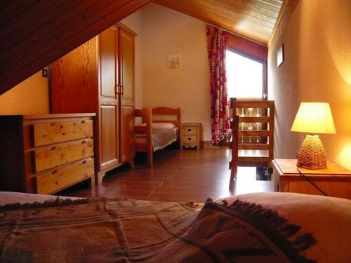 Vacances en montagne Studio 3 personnes (standard) - Résidence les Edelweiss - Champagny-en-Vanoise - Placard