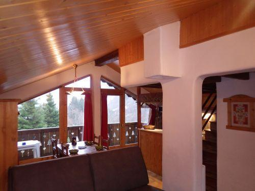 Vacances en montagne Studio mezzanine 4 personnes - Résidence les Edelweiss - Champagny-en-Vanoise - Kitchenette