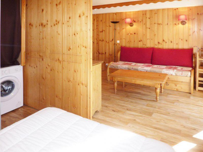 Vacaciones en montaña Apartamento 2 piezas para 6 personas (810) - Résidence les Eglantines - Les Orres