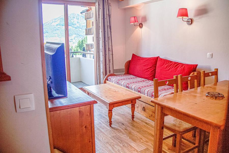 Vacaciones en montaña Apartamento 2 piezas para 6 personas (812) - Résidence les Eglantines - Les Orres - Verano