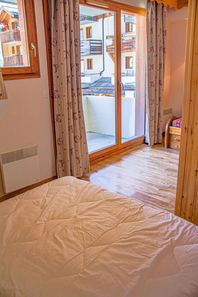 Vacances en montagne Appartement 2 pièces 6 personnes (812) - Résidence les Eglantines - Les Orres - Extérieur été