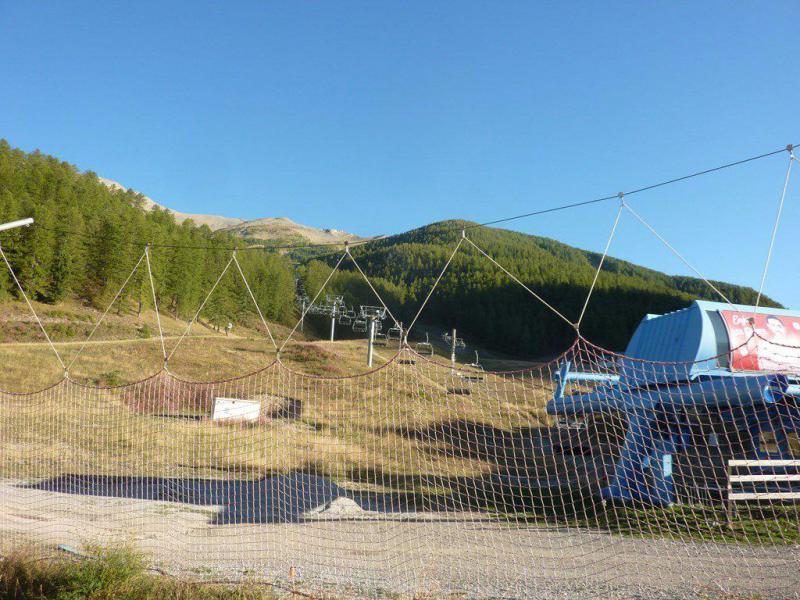 Vacaciones en montaña Apartamento cabina 2 piezas para 6 personas (814) - Résidence les Eglantines - Les Orres