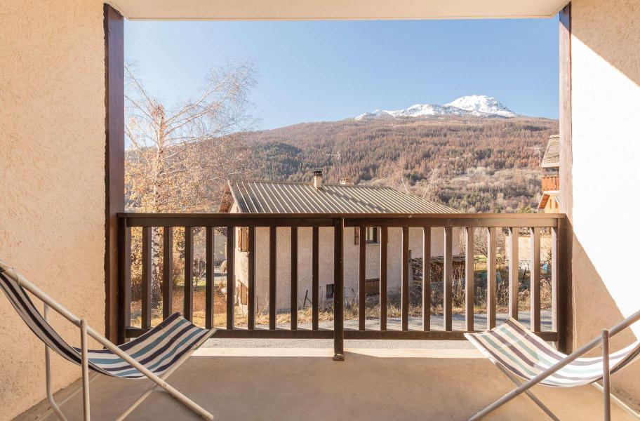 Wakacje w górach Apartament 2 pokojowy 4 osób (BRI500-0003) - Résidence les Eglantines - Serre Chevalier