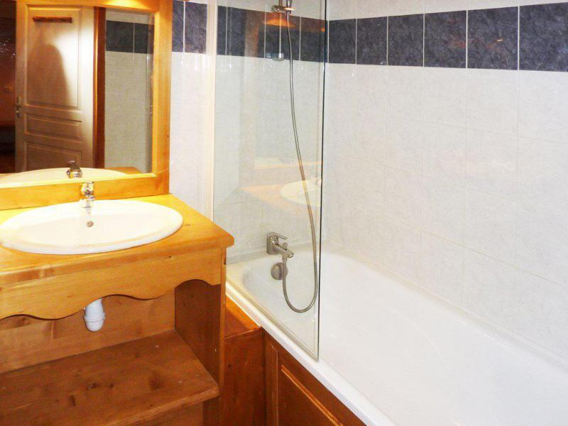 Vacaciones en montaña Apartamento 2 piezas para 6 personas (810) - Résidence les Eglantines - Les Orres - Cuarto de baño