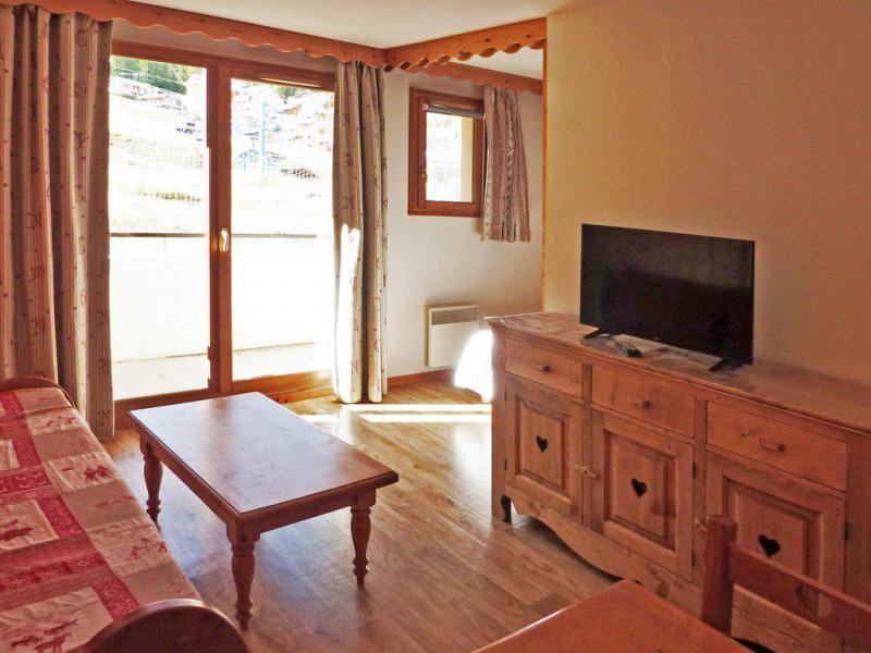 Vacaciones en montaña Apartamento 2 piezas para 6 personas (810) - Résidence les Eglantines - Les Orres - Estancia