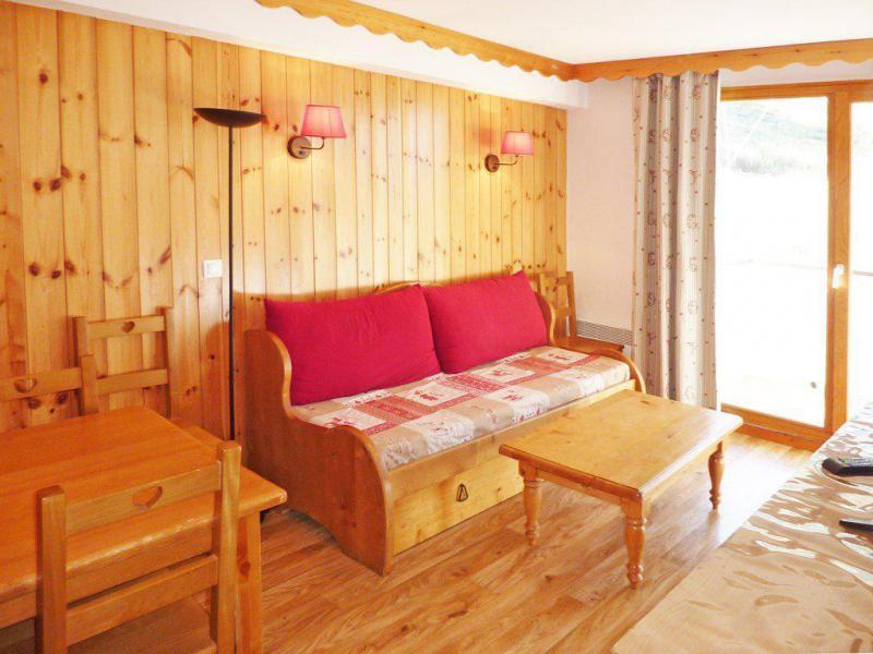 Vacaciones en montaña Apartamento 2 piezas para 6 personas (810) - Résidence les Eglantines - Les Orres - Mesa