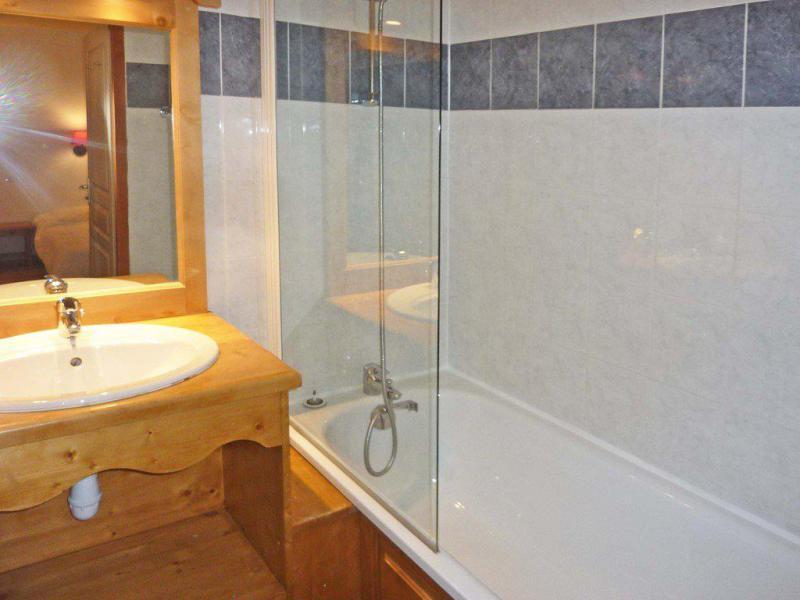 Vacaciones en montaña Apartamento 2 piezas para 6 personas (813) - Résidence les Eglantines - Les Orres - Cuarto de baño con ducha