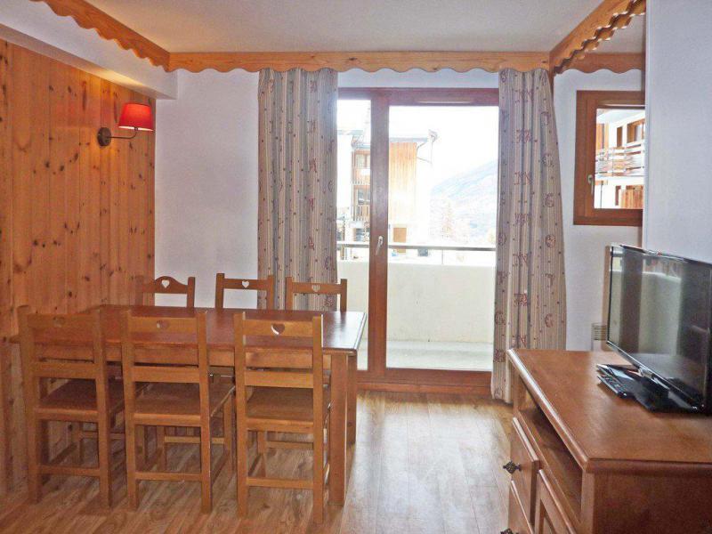 Vacaciones en montaña Apartamento 2 piezas para 6 personas (813) - Résidence les Eglantines - Les Orres - Estancia