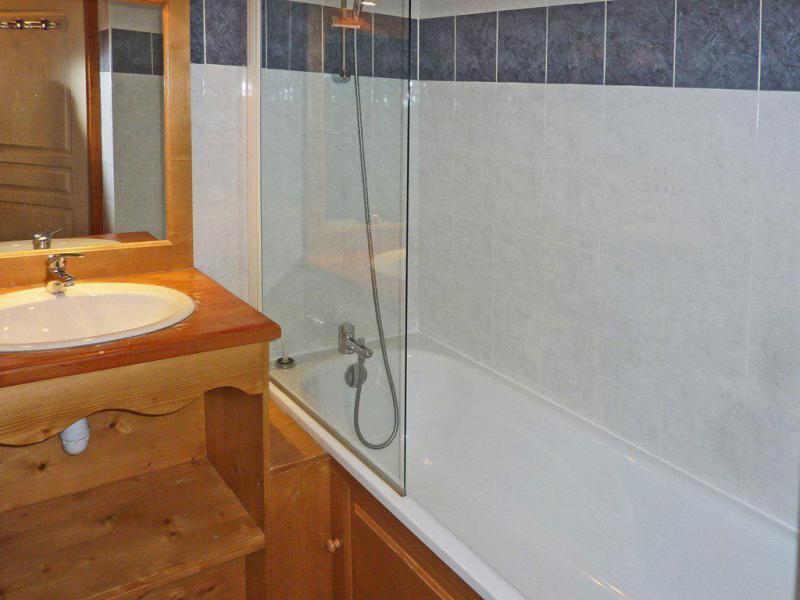 Vacaciones en montaña Apartamento cabina 2 piezas para 6 personas (814) - Résidence les Eglantines - Les Orres - Cuarto de baño