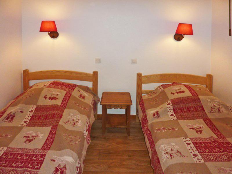 Vacaciones en montaña Apartamento cabina 2 piezas para 6 personas (814) - Résidence les Eglantines - Les Orres - Habitación