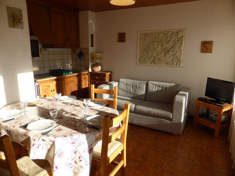 Vakantie in de bergen Appartement 3 kamers 6 personen (7) - Résidence Les  Elwoudis - Combloux