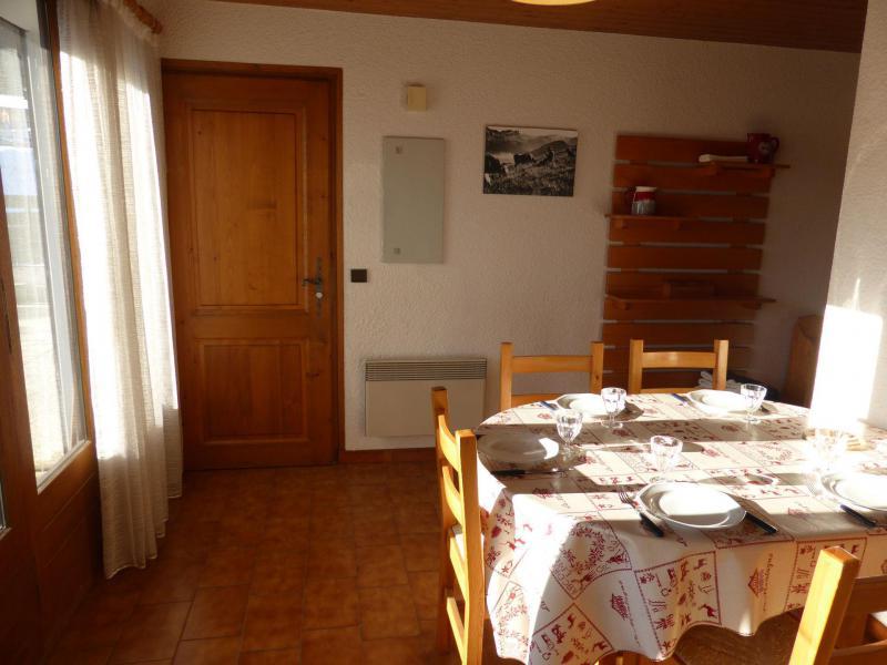Wakacje w górach Apartament 3 pokojowy 6 osób (7) - Résidence Les  Elwoudis - Combloux