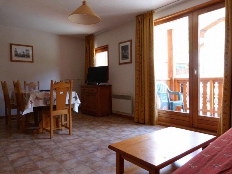 Urlaub in den Bergen 3-Zimmer-Appartment für 6 Personen (13) - Résidence les Essarts - Val Cenis - Wohnzimmer
