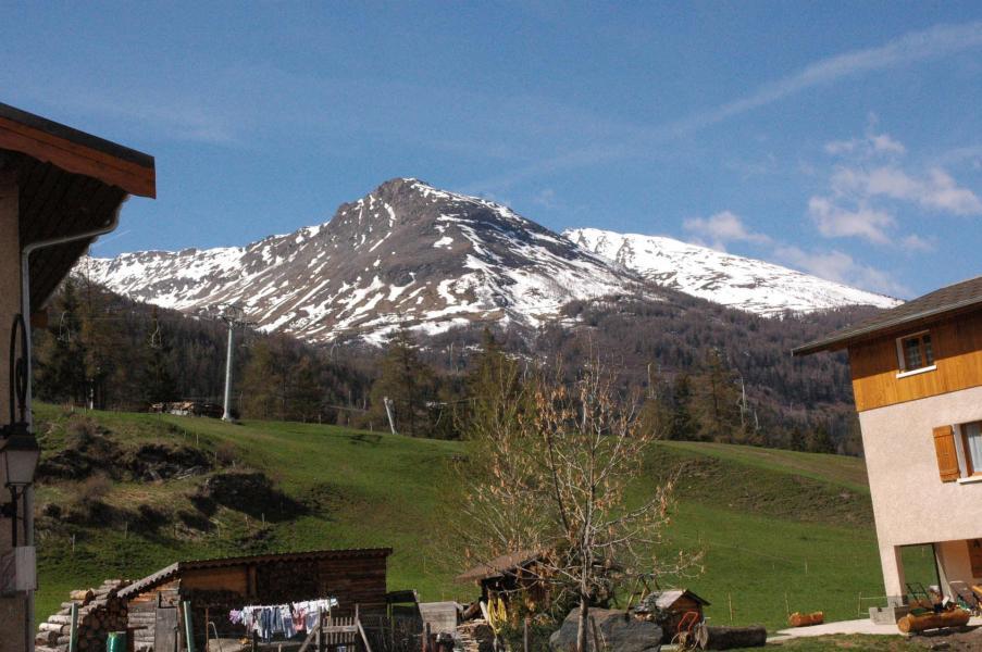 Location au ski Appartement 3 pièces 6 personnes (13) - Résidence les Essarts - Val Cenis - Extérieur été
