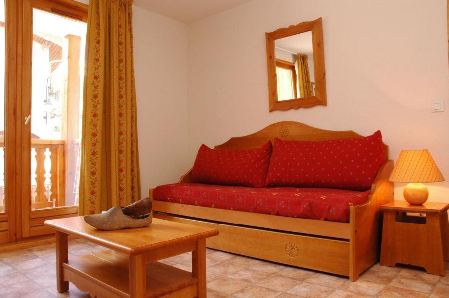 Holiday in mountain resort 3 room apartment 6 people (13) - Résidence les Essarts - Val Cenis