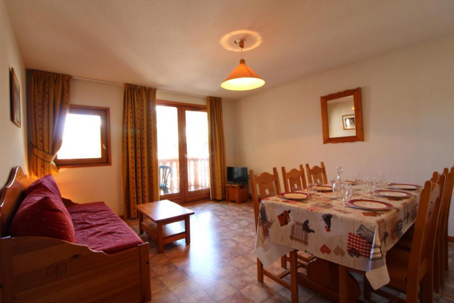 Vacances en montagne Appartement 3 pièces 6 personnes (19) - Résidence les Essarts - Val Cenis
