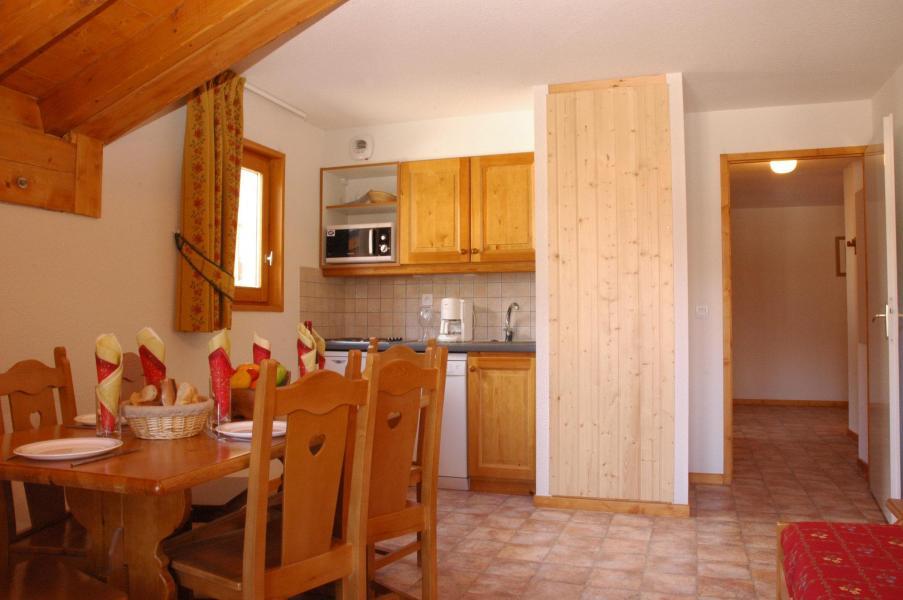 Vacances en montagne Appartement 3 pièces 6 personnes (11) - Résidence les Essarts - Val Cenis - Séjour