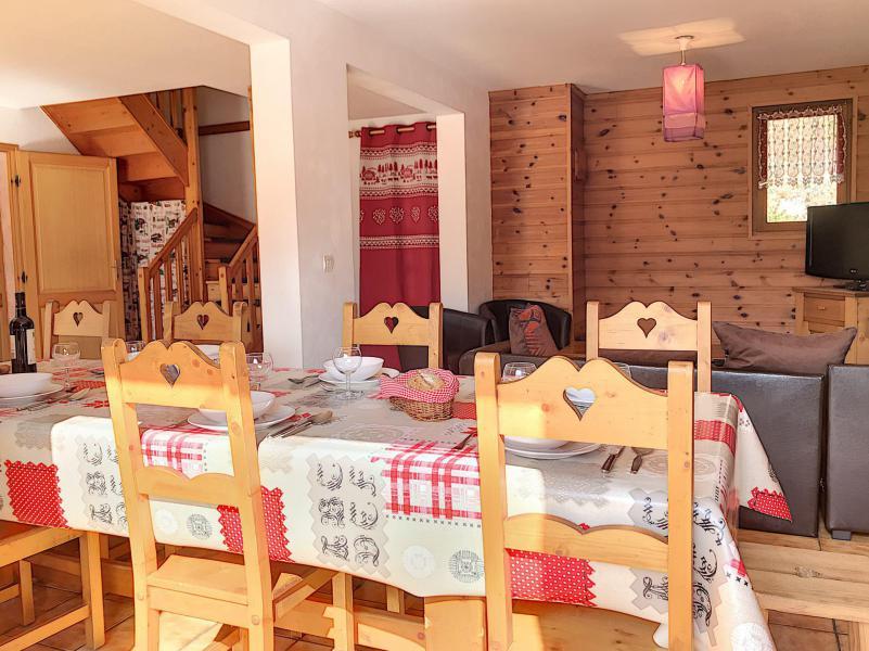 Wakacje w górach Dom 5 pokojowy dla 8 osób - Résidence les Esserts - Saint Martin de Belleville - Zakwaterowanie