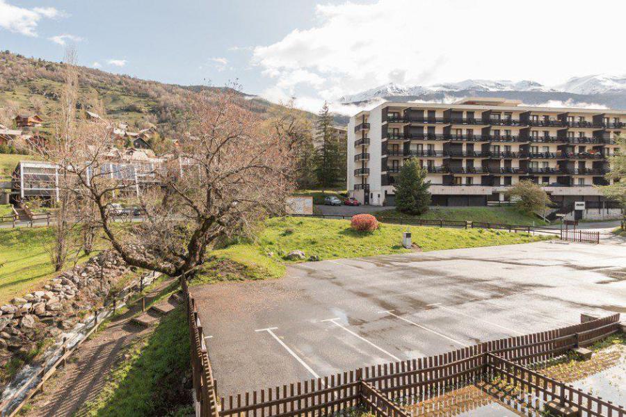 Vacances en montagne Appartement 3 pièces 10 personnes (0111) - Résidence les Eterlous - Serre Chevalier - Extérieur été