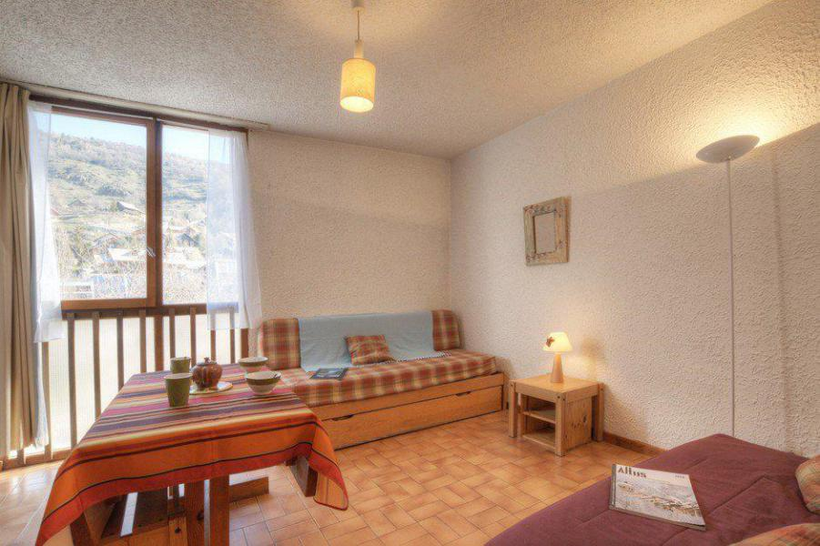 Vacances en montagne Studio 2 personnes (0214) - Résidence les Eterlous - Serre Chevalier