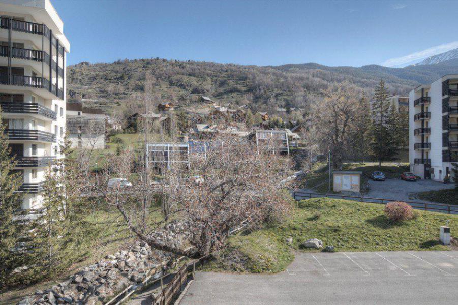 Vacances en montagne Studio 2 personnes (105) - Résidence les Eterlous - Serre Chevalier