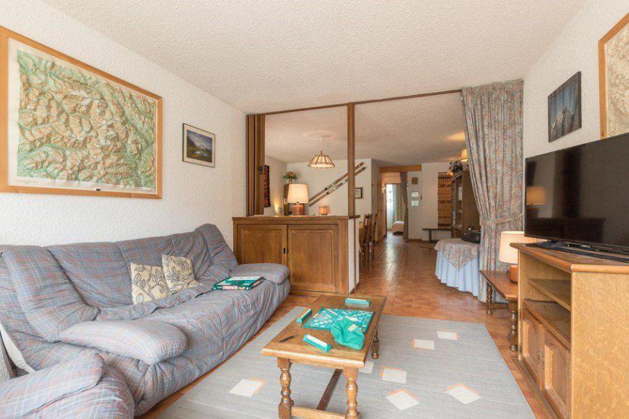 Vacances en montagne Appartement 3 pièces 10 personnes (0111) - Résidence les Eterlous - Serre Chevalier - Séjour