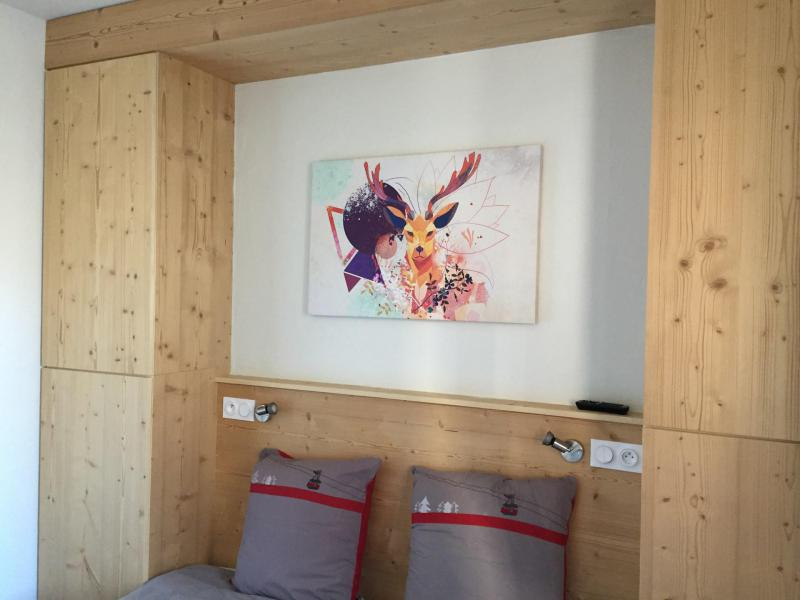 Holiday in mountain resort 4 room apartment 6 people (6) - Résidence les Etoiles des Neiges - Valloire