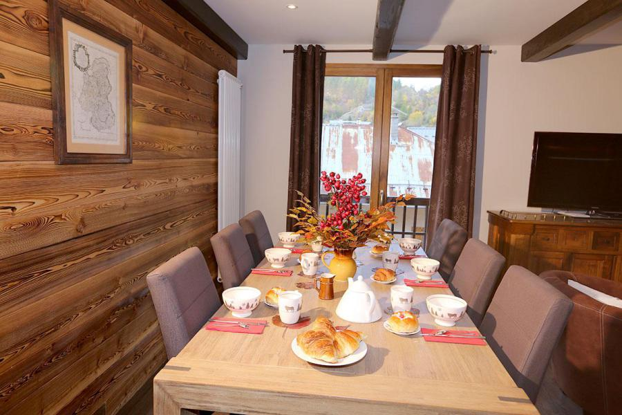 Holiday in mountain resort 4 room apartment 9 people (3) - Résidence les Etoiles des Neiges - Valloire
