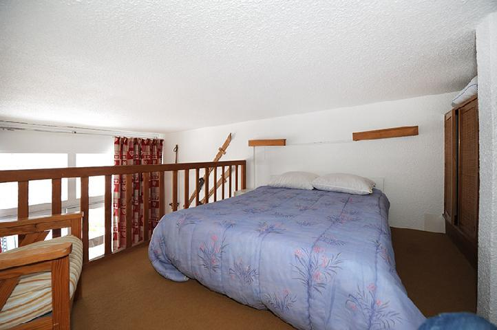 Holiday in mountain resort 2 room duplex mezzanine apartment 5 people (606) - Résidence les Evons - Les Menuires