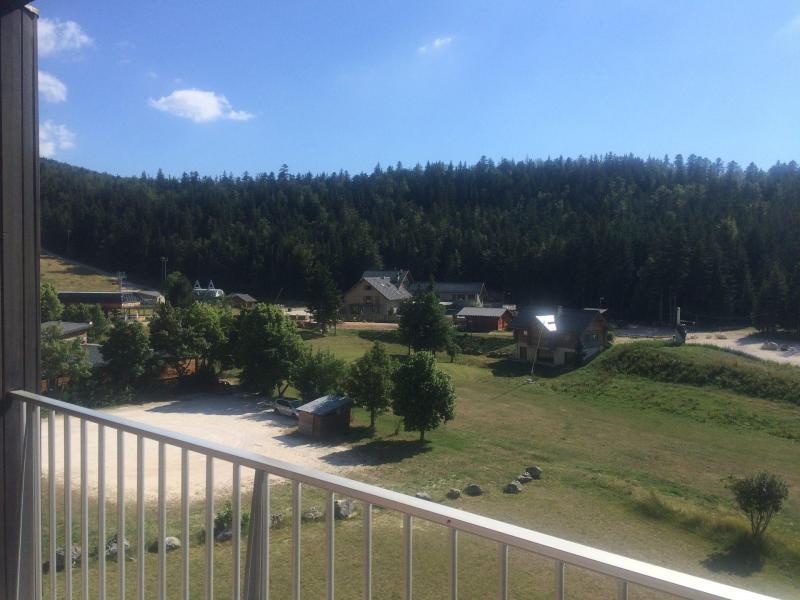 Vacaciones en montaña Apartamento cabina para 4 personas (01) - Résidence les Fayards - Villard de Lans - Verano